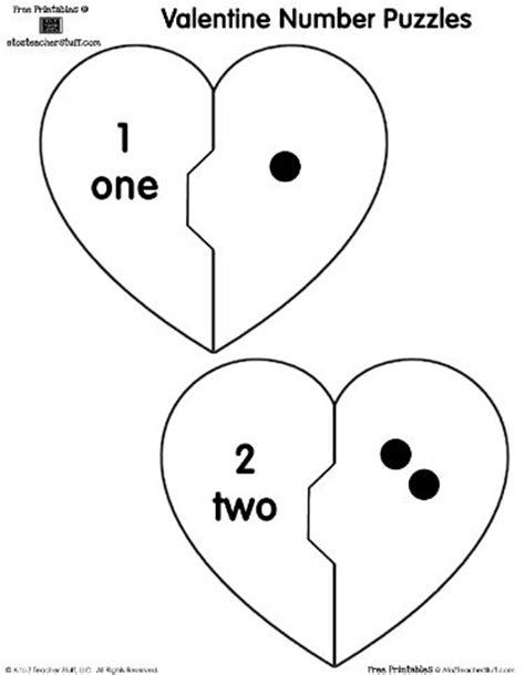 printable number puzzles for kindergarten 25 best ideas about number puzzles on pinterest number