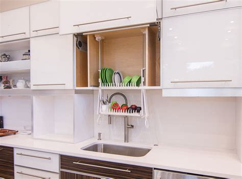 kitchen cabinet dish rack choose the right kitchen cabinets and dish racks for your home