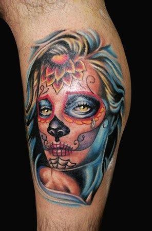 la dia de los muertos chica tattoos ink amp more