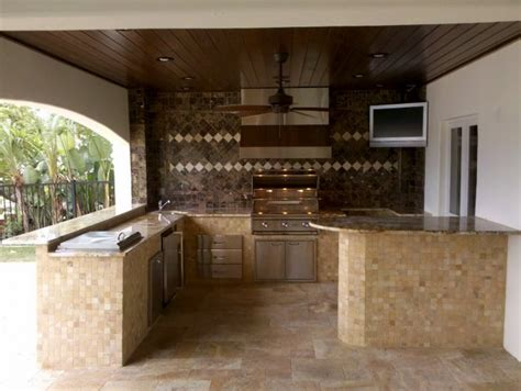 outdoor kitchen plans pdf cinder block outdoor kitchen plans home design ideas