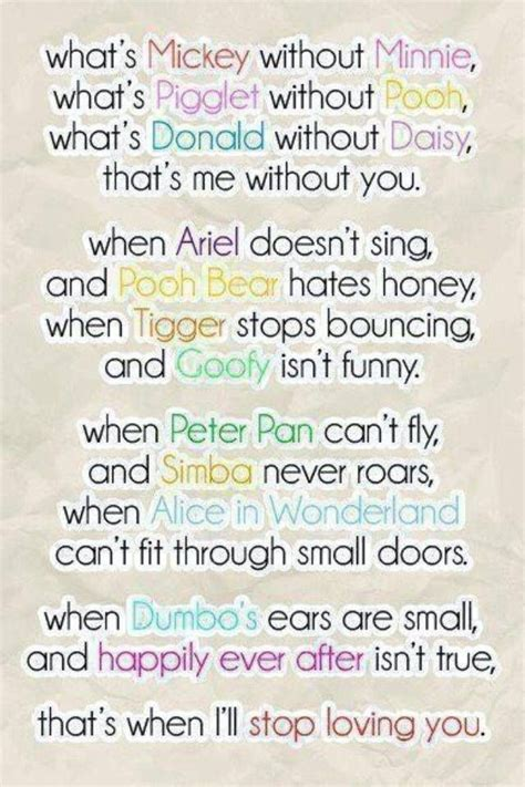 A quote about friendship   Quotes   Pinterest   Disney