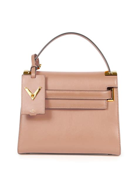 10 Valentino Bags by Valentino My Rockstud Single Handle Bag In Pink Lyst