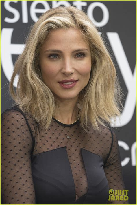 elsa pataky the 36 year old was born in madrid and learned elsa pataky is sleek sexy in black outfit for women s