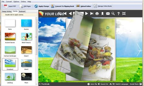 picture flip book maker launched the version of flip book maker for pdf