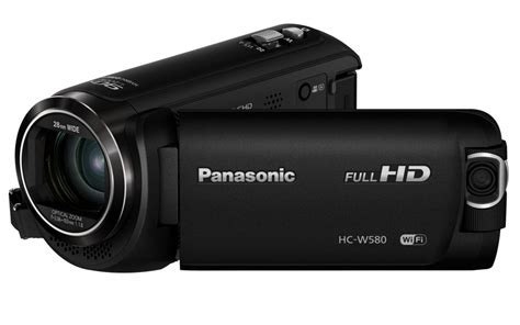 and camcorder panasonic high definition camcorder hc w580eb