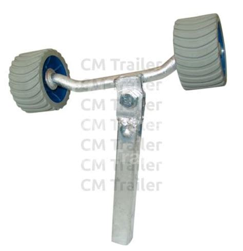 boat trailer rollers new zealand wobble roller sets cm trailer parts new zealand