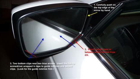 Side Mirror Housing Replacement Honda Tech