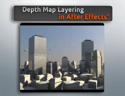 Dvd Koleksi 400 After Effects Project Files And Templates digital tutors depth based compositing in after effects