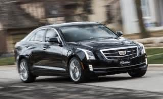 Cadillac Ats Sedan 2016 Cadillac Ats Sedan 2 0t Awd Test Review Car And