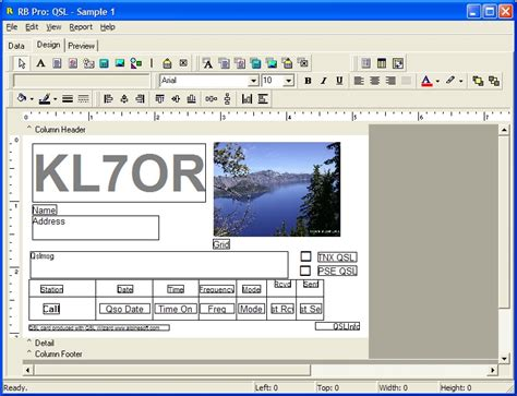 Qsl Card Template Image Collections Free Templates Ideas Qsl Card Template Photoshop