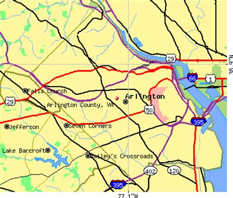 Arlington County Search Arlington County Virginia Detailed Profile Houses Real Estate Cost Of Living