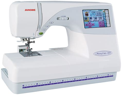 janome memory craft 9700 sewing embroidery machine with free bonus quot you choose quot package