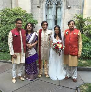 Charming Wedding Knot #5: Shashi-tharoors-son-marriage.jpg