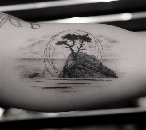cypress tree tattoo designs lone cypress monterey california best design ideas
