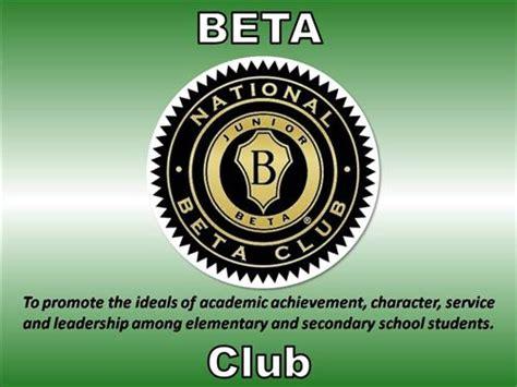 Beta Club beta beta club