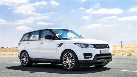 land rover range rover sport white 2015 range rover sport supercharged review autoevolution