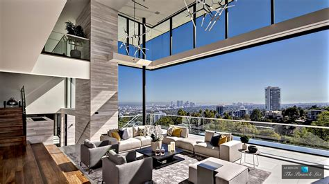 home design district los angeles a modern california house with spectacular views