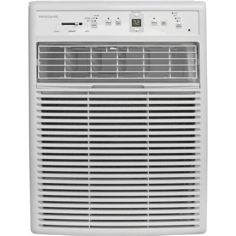 frigidaire 10 000 btu casement window air conditioner with