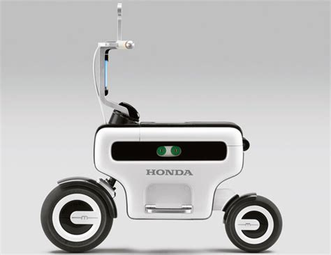 Scooter Kikcboard Terbaru honda shows motor compo electric scooter concept