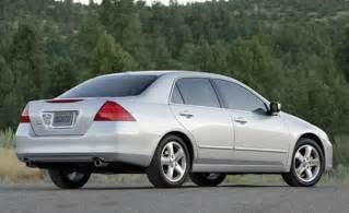2007 Honda Accord Sedan Car And Driver