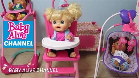 baby alive high chair cupcake baby alive high chair by you me real surprises doll