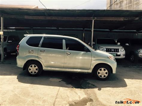Avanza 2011 Manual toyota avanza 2011 car for sale central visayas