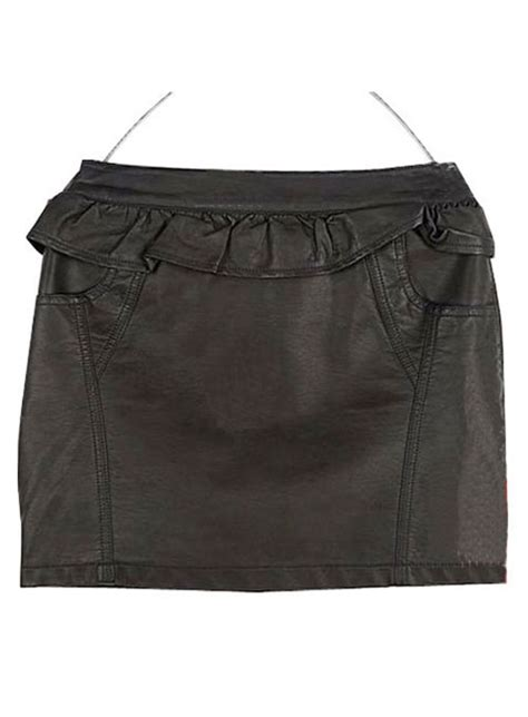 haute hippie leather skirt 127 makeyourownjeans