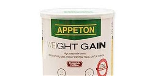 Penggemuk Appeton best daftar harga motor honda foto artis baru 2015 harga appeton weight gain 2013