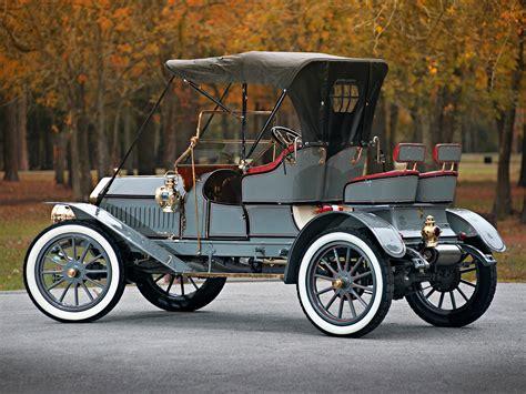 1908 buick model s tourabout retro f wallpaper