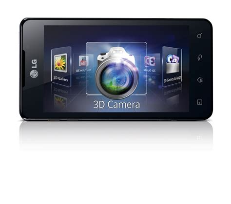 3d phone lg optimus 3d max is now official glasses free 3d just