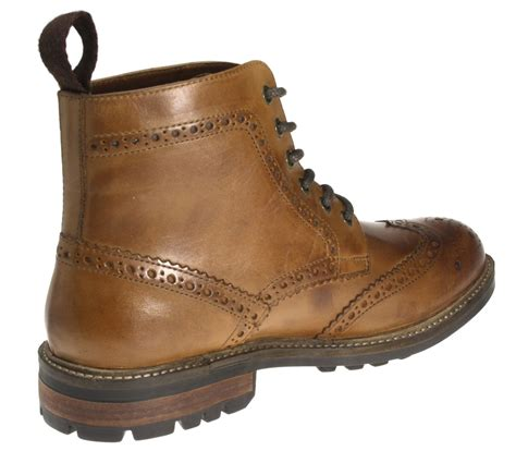 quality mens boots devlin high quality cleated real leather lace up