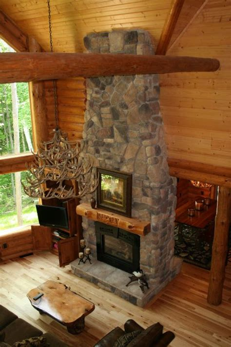 golden eagle log and timber homes design ideas great rooms