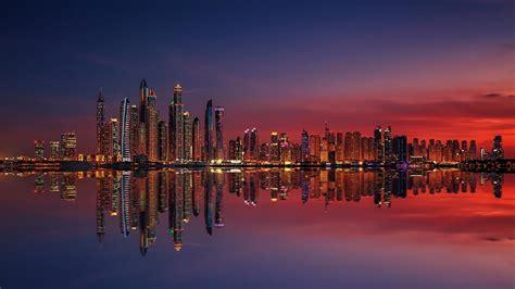 windows  theme  panoramic cityscapes premium