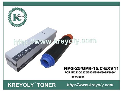 Toner Npg 25 high quality compatible toner cartridge for canon npg 25