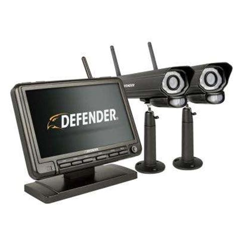 defender security systems home security
