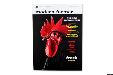 modern farmer the vogue of farming magazines