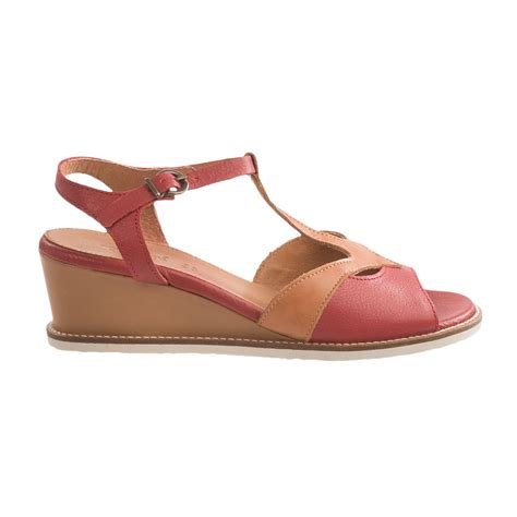 kickers womens sandals kickers seshuan leather sandals for 7699w save 71