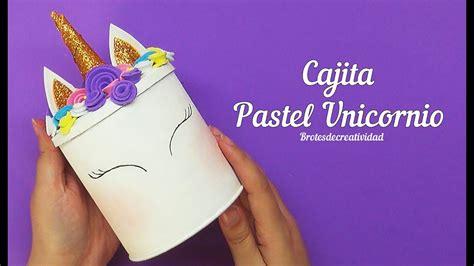 decorar latas con goma eva lata decorada como unicornio con goma eva manualidades