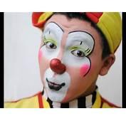 Maquillaje De PAYASO 10 Dise&241os Muy Bueno  Mis Maquillajes