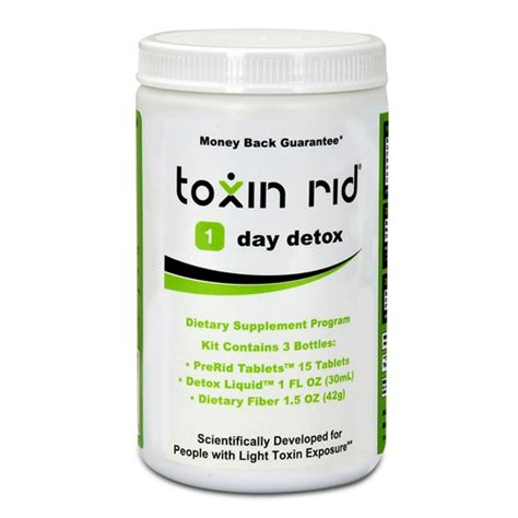 One Day Detox For Test 1 day detox program