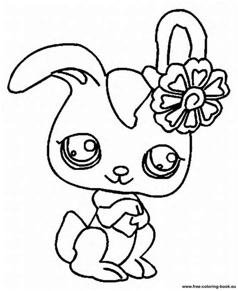 coloring pages littlest pet shop page 2 printable