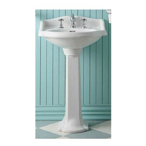 pedestal sink with backsplash pedestal sinks with backsplash bellacor