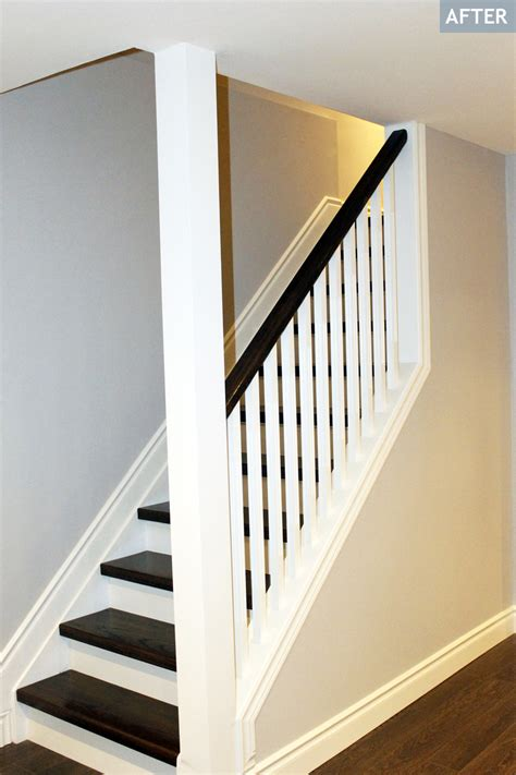 Ideas For Basement Stairs Basement Remodeling Ideas Basement Stairs Ideas
