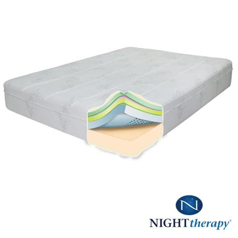 Free Shipping Mattress by Therapy 10 Therapeutic Pressure Relief Memory Foam
