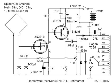 bipolar transistor regenerative receiver shortwave regenerative receiver schematic get free image about wiring diagram