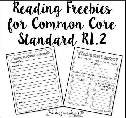 theme definition common core teaching theme and summarizing common core reading