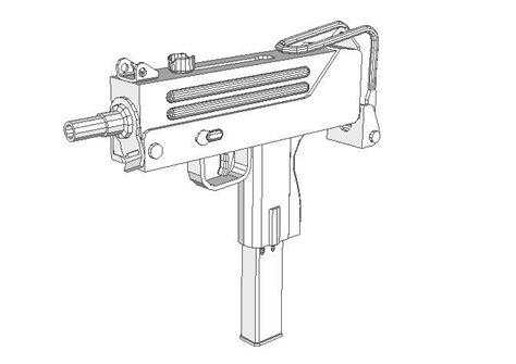 Free Paper Gun Templates