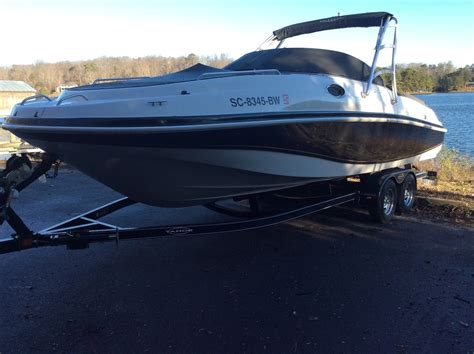 tahoe boats build tahoe 254 deck boat boat for sale from usa