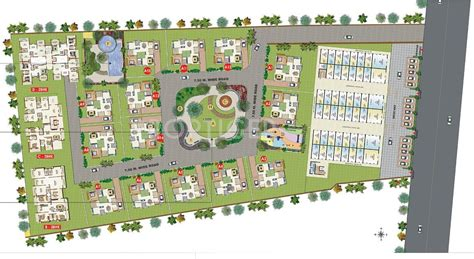 layout plan nashik karda deolali plaza villas in deolali goan nashik price