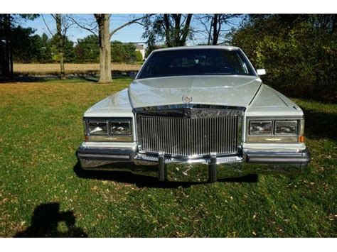 1988 Cadillac Fleetwood Brougham by Classic Cadillac Fleetwood Brougham For Sale On